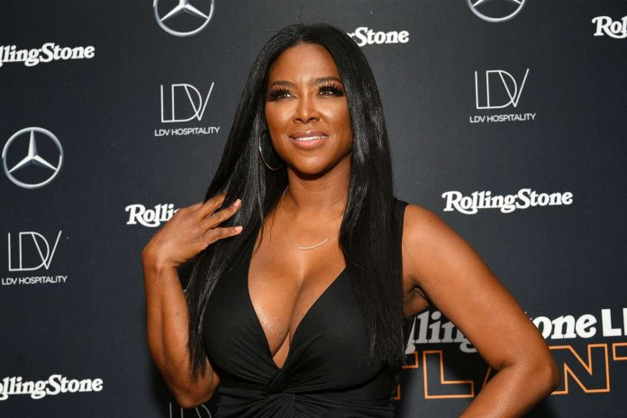 Kenya Moore Shares An Uplifting Message For Fans