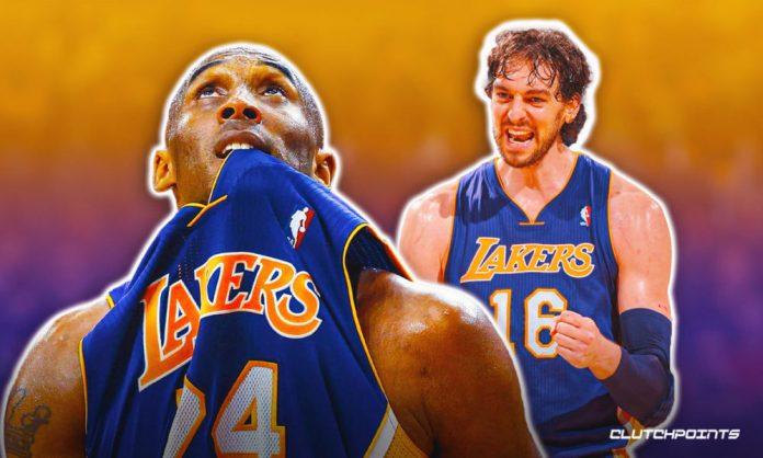 Lakers, Kobe Bryant, Pau Gasol