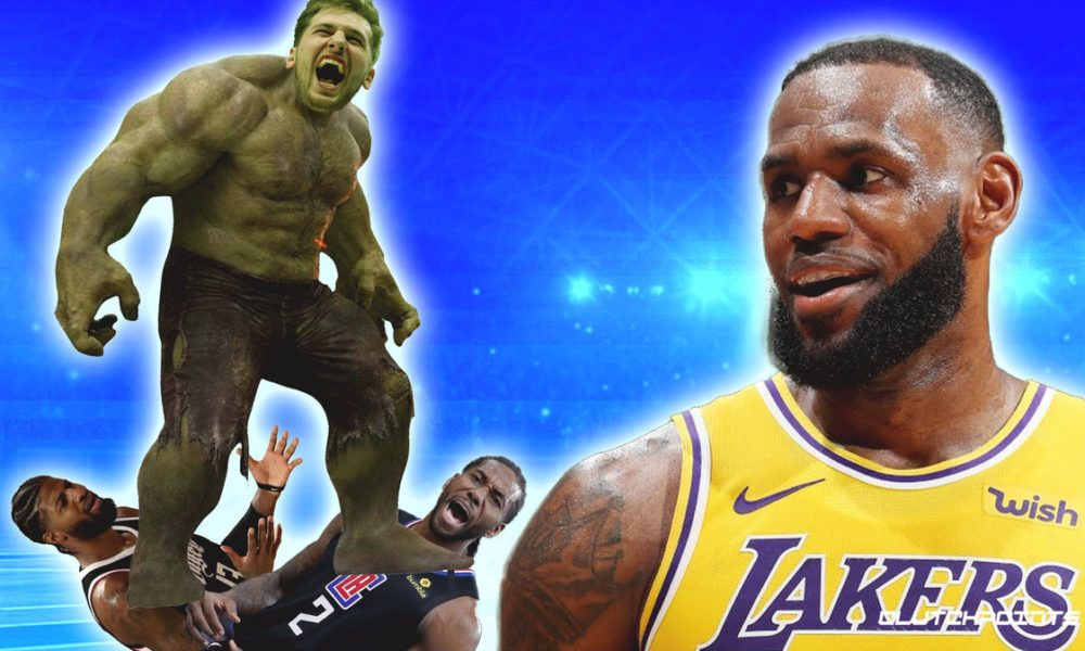 Lakers, Clippers, LeBron James, Paul George, Kawhi Leonard