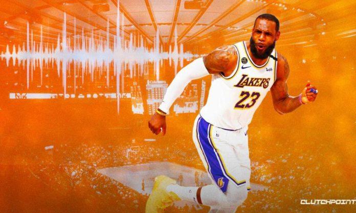 Lakers, LeBron James, Knicks