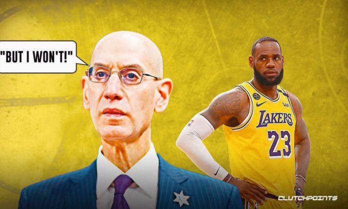 LeBron James, Lakers, NBA