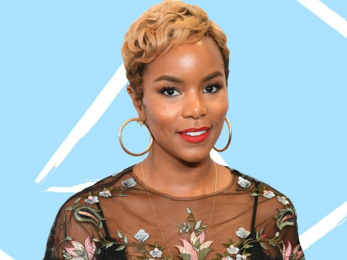 Letoya Luckett Is Working Out Like Crazy - See Her Video