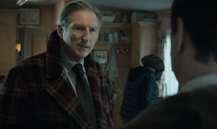 Line Of Duty's Adrian Dunbar rubbed up wrong way in Inside No. 9 cameo