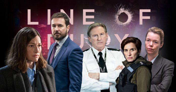 Line of Duty season 6 finale live: Time, who is H and latest reactions