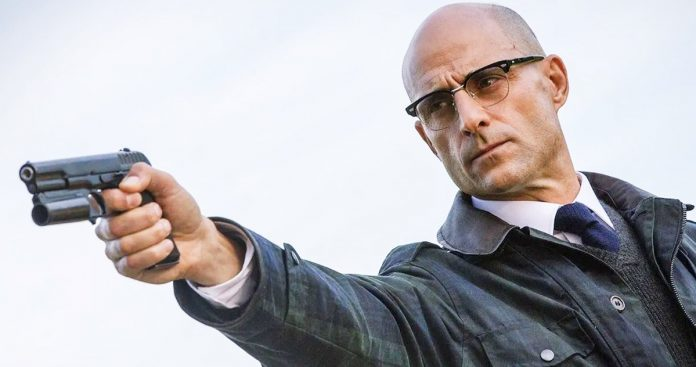 Mark Strong Won't Rule Out Merlin's Return to the Kingsman Franchise