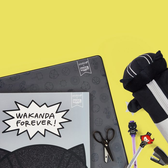Marvel Teams Up With Yoobi For New Back-To-School Essentials Collection!