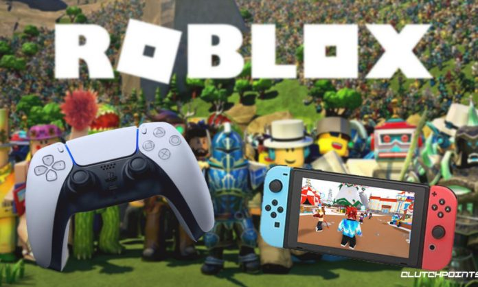 Roblox Switch PS5