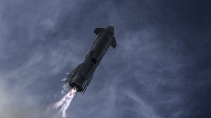 SpaceX will try to launch its Starship SN15 rocket in Texas on May 5th!