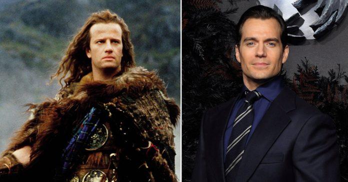 Superman star Henry Cavill 'in talks' to star in Highlander remake