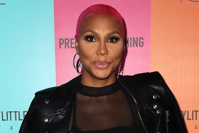 Tamar Braxton Reveals A New And Exciting Campaign
