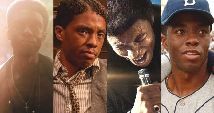 The Best Chadwick Boseman Roles That Aren't Black Panther