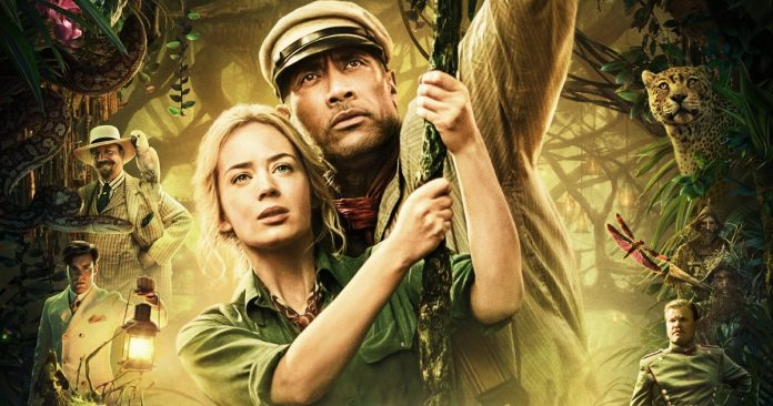 The Rock's Jungle Cruise to Debut on Disney+ Premier Access and in Theaters This Summer