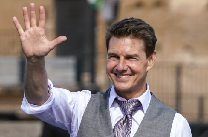 Tom Cruise Reportedly Saved Co-Star's Life from Spinning Helicopter Blade While on Set!