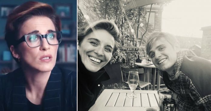 Vicky McClure celebrates as she wraps up filming for series two of Alex Rider