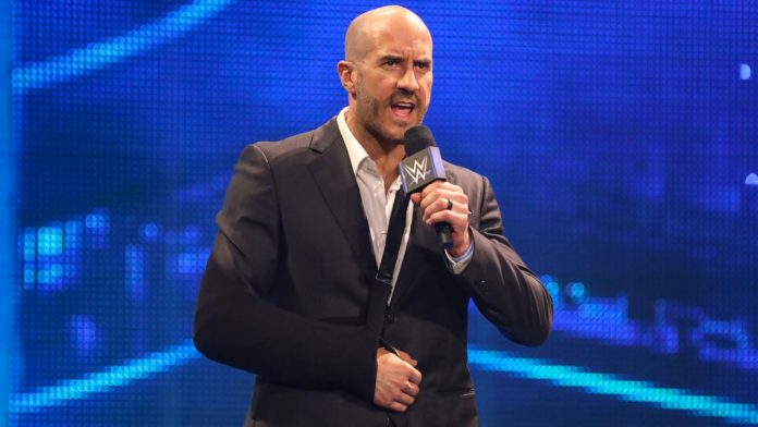 WWE SmackDown: Cesaro stretchered out after injury and Rollins attack