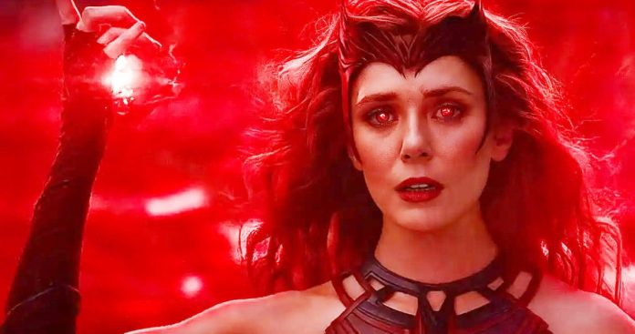 WandaVision Star Elizabeth Olsen Defends Scarlet Witch's Actions in Criticized Finale