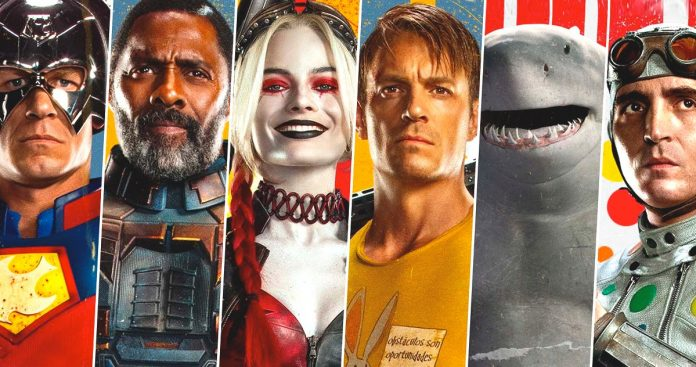 Who Will Survive James Gunn's The Suicide Squad?