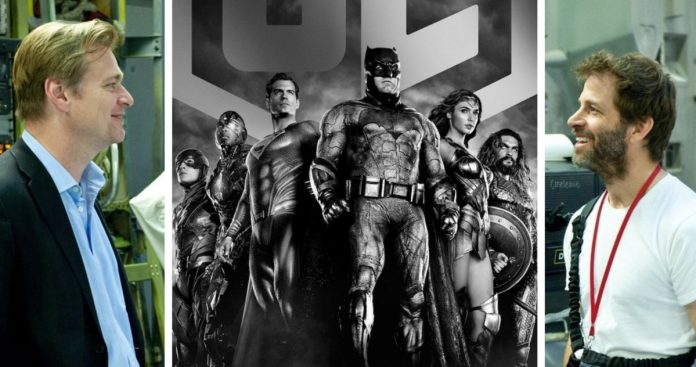 Zack Snyder Shares Christopher Nolan's Reaction to Watching the Snyder Cut