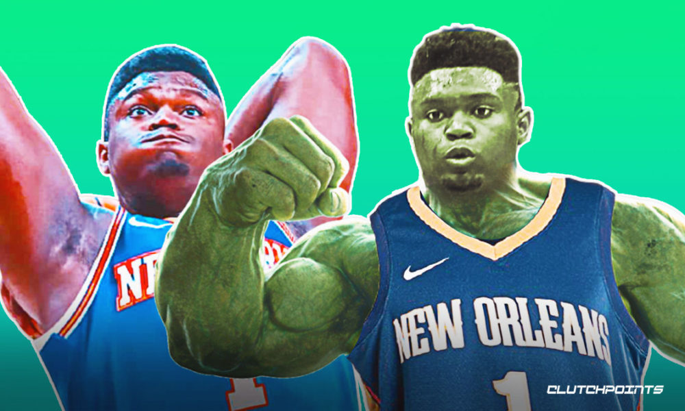 Zion Williamson, Pelicans, Knicks