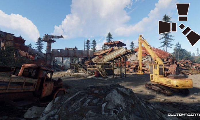 Rust update, Facepunch Studios
