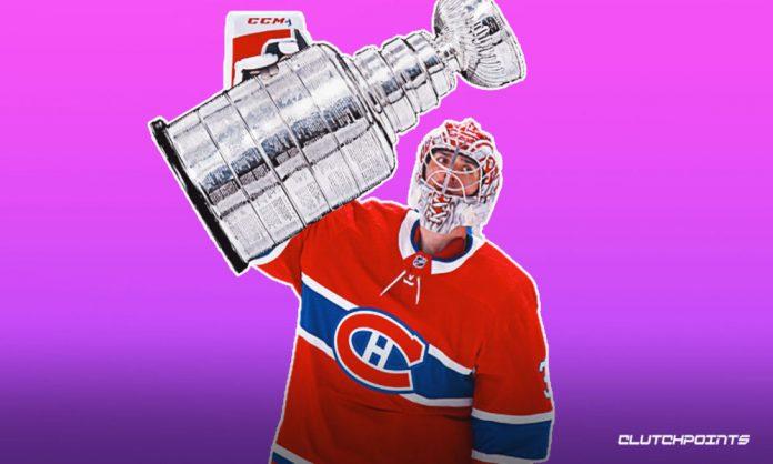 Canadiens, Carey Price, Stanley Cup Finals, 2021 Stanley Cup Finals