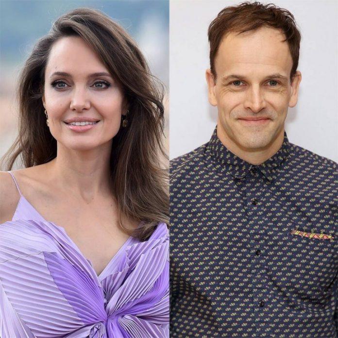 Angelina Jolie's Sons Pax And Knox Reportedly Met Her Former Husband Jonny Lee Miller - Details!