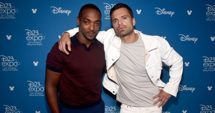 Anthony Mackie Faces Backlash From 'Falcon and the Winter Soldier' Fans Over Sam and Bucky Remarks!