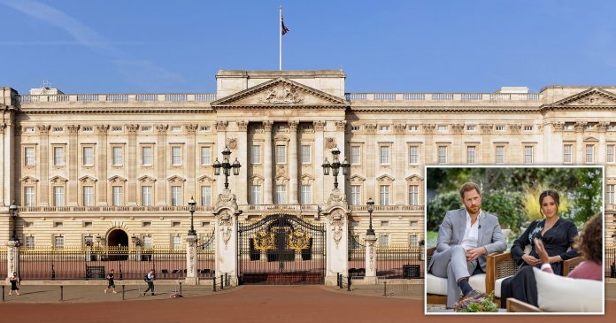 Buckingham Palace admits it's not diverse enough after racism claims