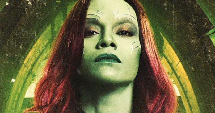 Did James Gunn's Birthday Tweet to Zoe Saldana Confirm Gamora's MCU Return?