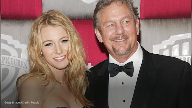 Ernie Lively DEAD!!! Actor and Father of Blake Lively kicks the bucket at 74...!!!