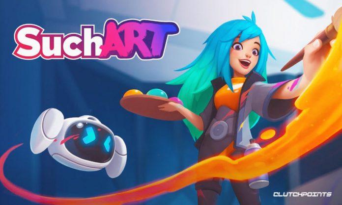 SuchArt: Genius Artist Simulator Early Access