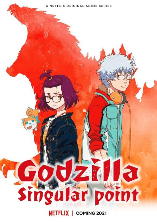 Godzilla Anime 'Godzilla Singular Point' Season 1 is Coming to Netflix in June 2021