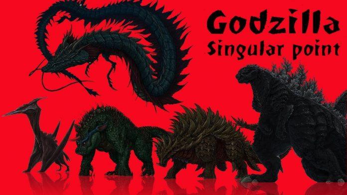 Godzilla Anime 'Godzilla Singular Point' Season 1 Coming on Netflix this June!!! Get all the latest details here!!!