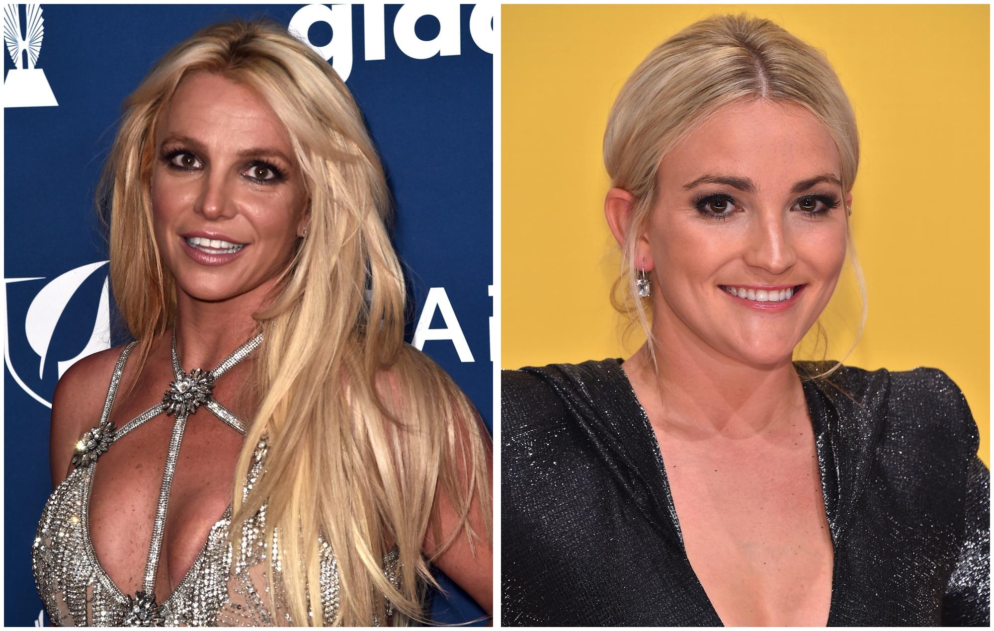 Jamie Lynn Spears Finally Breaks Her Silence On Her Sister Britney Spears' Conservatorship Battle