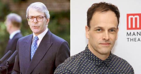 Jonny Lee Miller Cast as John Major in 'The Crown'