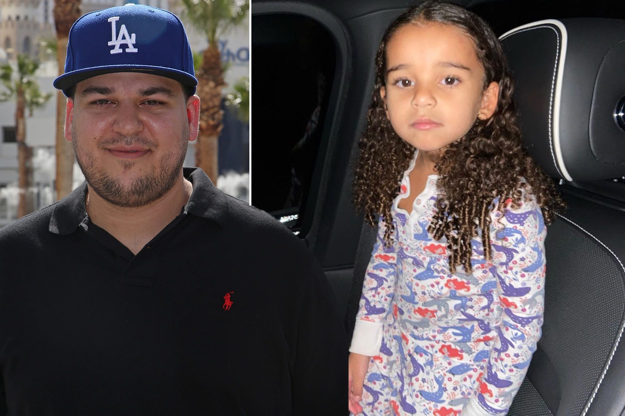 KUWTK: Rob Kardashian Posts Some New Pics Of Daughter Dream And Fans Can't Get Over How Much She's Grown!
