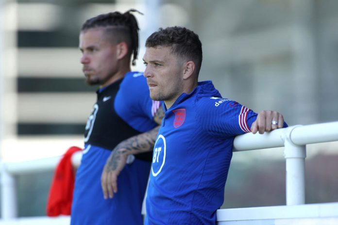 Kieran Trippier fears Atletico Madrid will stand in the way of him joining Manchester United