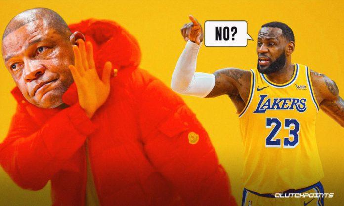 LeBron James, Lakers, Doc Rivers, Sixers