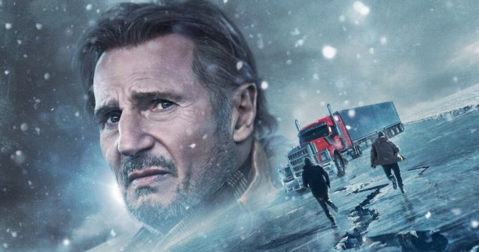 Liam Neeson's Big Rig Delivers the Icy Action Goods