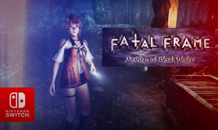 FATAL FRAME Maiden of Blackwater Remake arrives Nintendo Switch