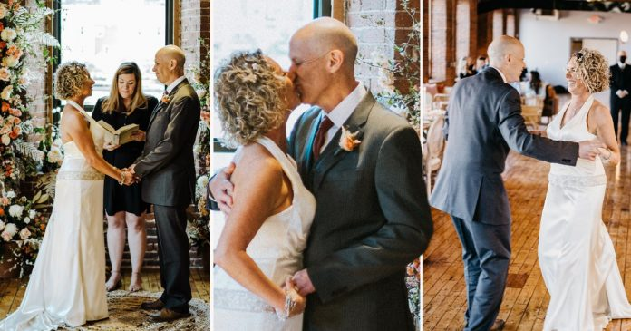 Man with Alzheimer's forgot he was married and asked wife to marry him again