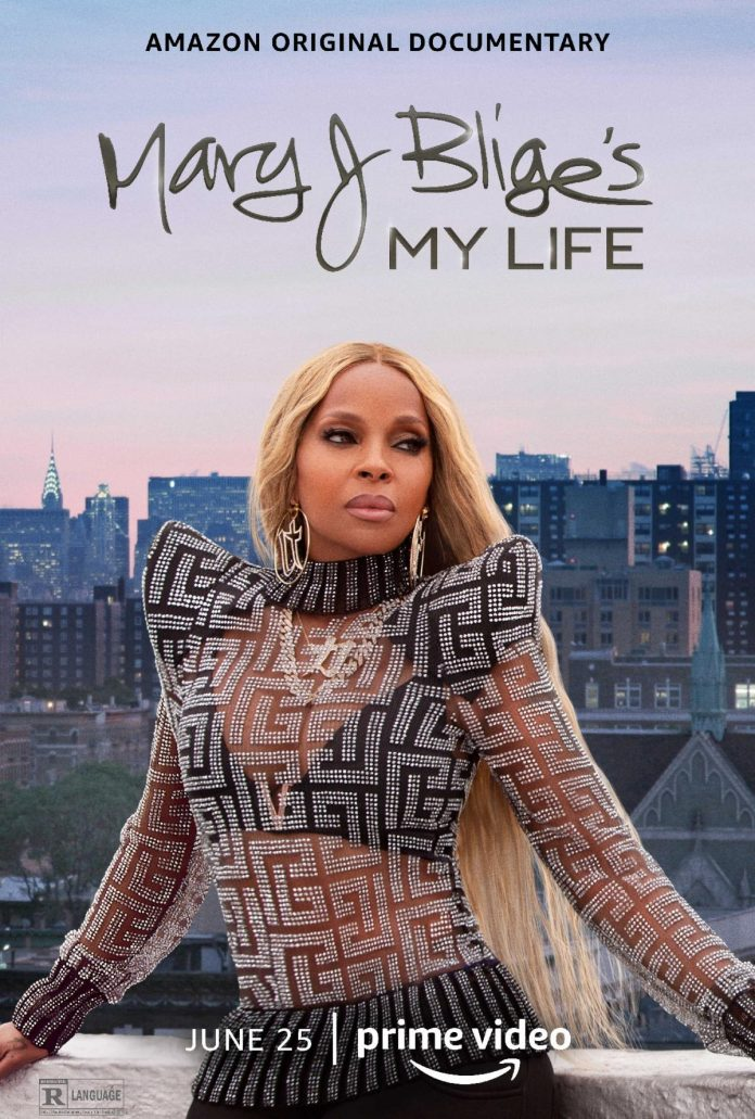 Mary J. Blige Celebrates 25 Years of 'My Life' at NYC Documentary Premiere