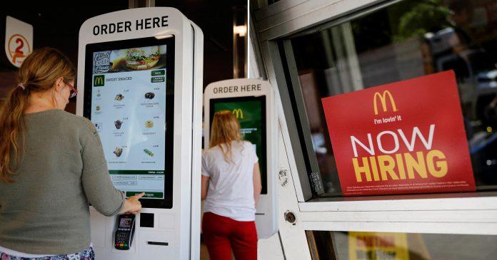 McDonald's to open 50 new restaurants and hire 20,000 across UK