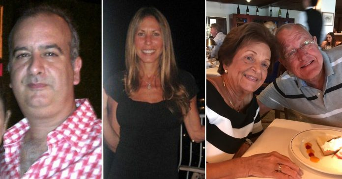 Miami building collapse: First victims pictured with 156 still missing