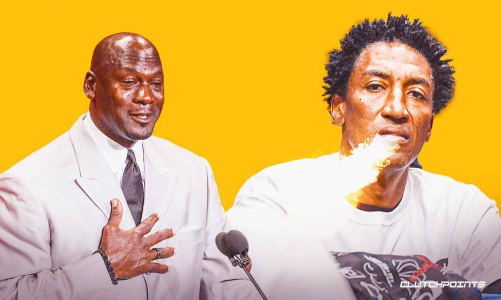 Bulls, Scottie Pippen, Michael Jordan
