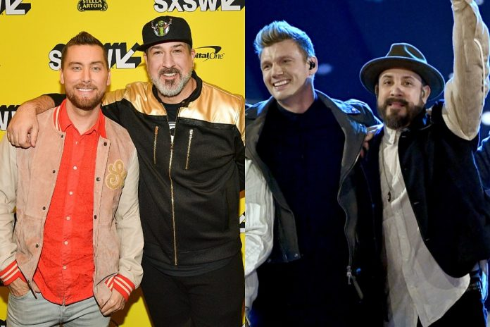 NSYNC and Backstreet Boys Members Collab Once Again, Puts Aside Past Rivalries