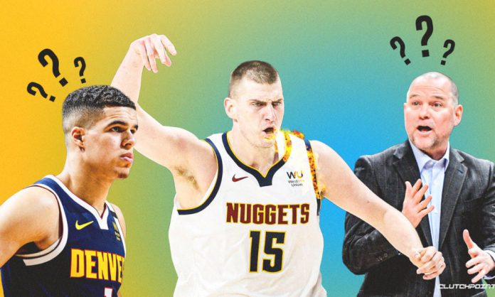 Nuggets, Nikola Jokic, Michael Porter Jr., Michael Malone