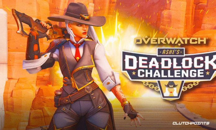 Overwatch Ashe's Deadlock Challenge Everything You Need to Know