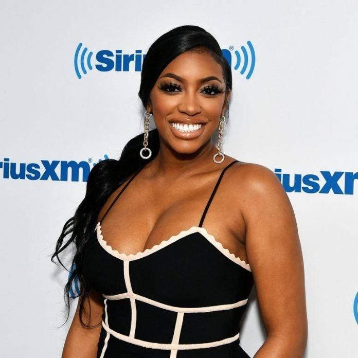 Porsha Williams Celebrates Her Baby Daddy - Check Out Her Pics And Clips