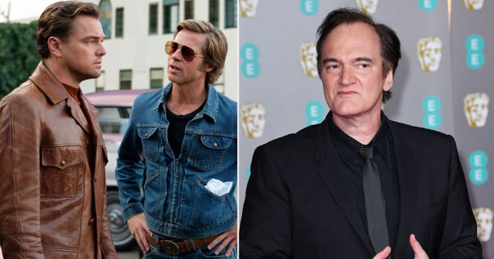 Quentin Tarantino hints at quitting to avoid 'f***ing lousy' last film